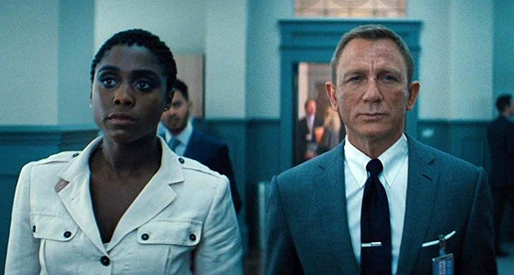 """Bond i Nomi w nowym spocie filmu """"Nie czas umierać"""""""