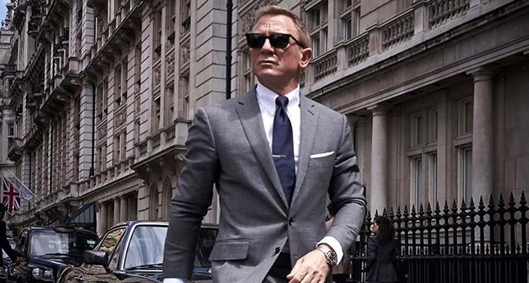 """""""Nie czas umierać"""" – Craig powraca jako Bond po raz ostatni w pierwszym zwiastunie"""