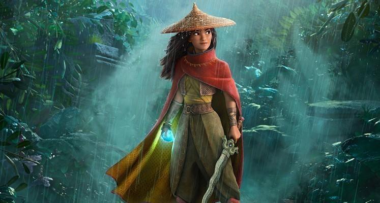 """Box Office – """"Raya i ostatni smok"""" od Disneya zawodzi w USA i Chinach"""