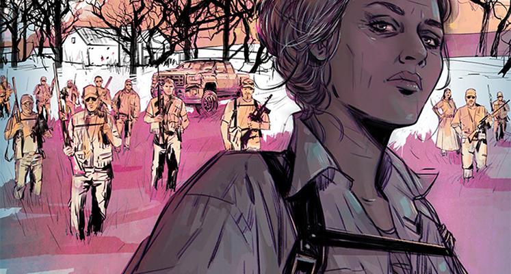 Briggs Land tom 1: Kobieca ręka - recenzja komiksu
