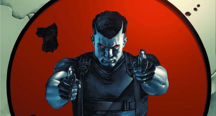 Komiksy Bloodshot i Waleczni  od wydawnictwa KBOOM! w promocji