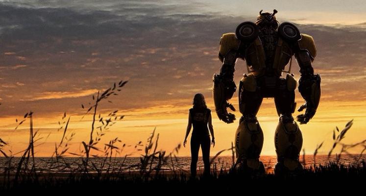 Zajrzyjcie za kulisy filmu Bumblebee