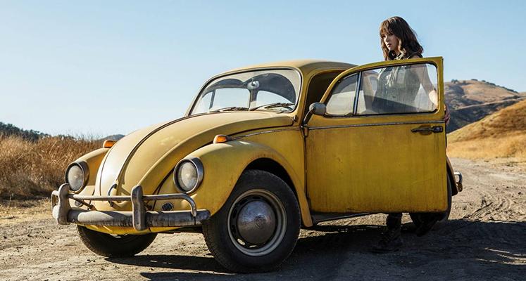 Pierwsze spojrzenie na Decepticony z filmu Bumblebee
