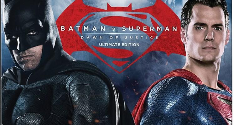 Batman v Superman: Dawn Of Justice Limited Edition Box Set