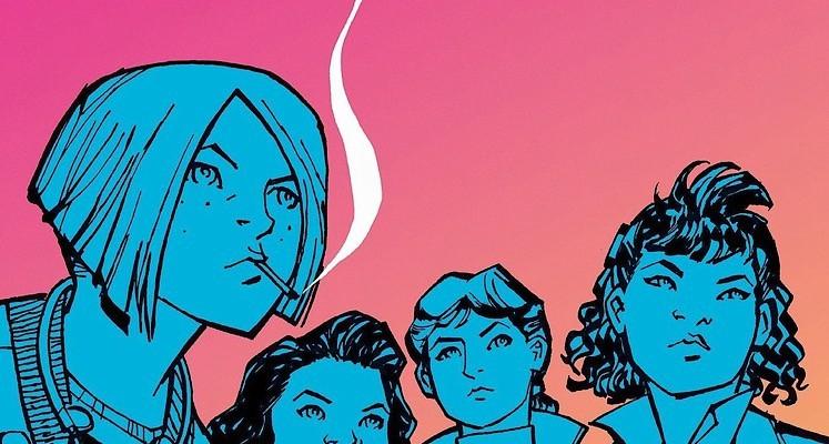 "Serialowa adaptacja ""Paper Girls"" znalazła showrunnera"