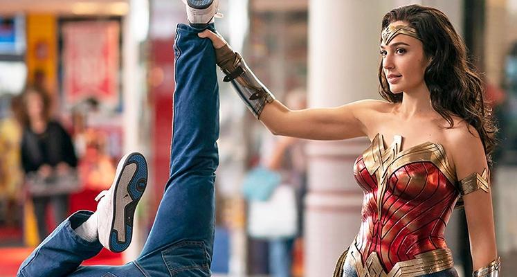 """Gal Gadot na nowej grafice promocyjnej z """"Wonder Woman 1984"""""""