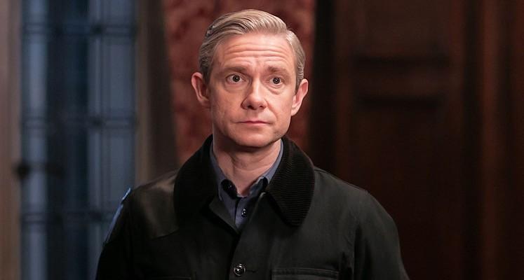 Martin Freeman zagra policjanta w nowym miniserialu BBC