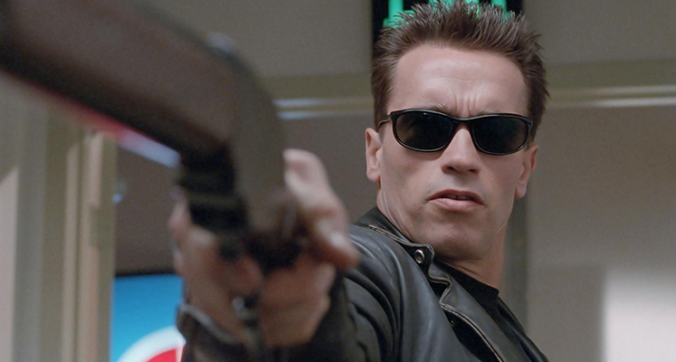 """Scenariusze do animowanego """"Terminatora"""" od Netfliksa gotowe. Zdjęcie strony tytułowej"""