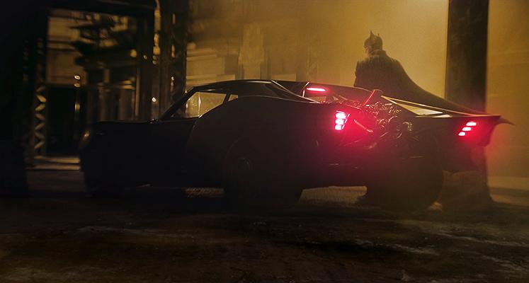"""Jeffrey Wright: opowiada o Batmobilu i swojej roli w nowym """"Batamnie"""""""