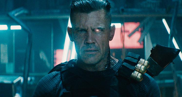 Josh Brolin na nowym zdjęciu z Deadpoola 2