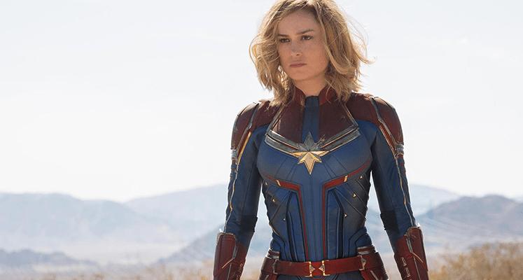 Captain Marvel ma już swoje oficjalne logo