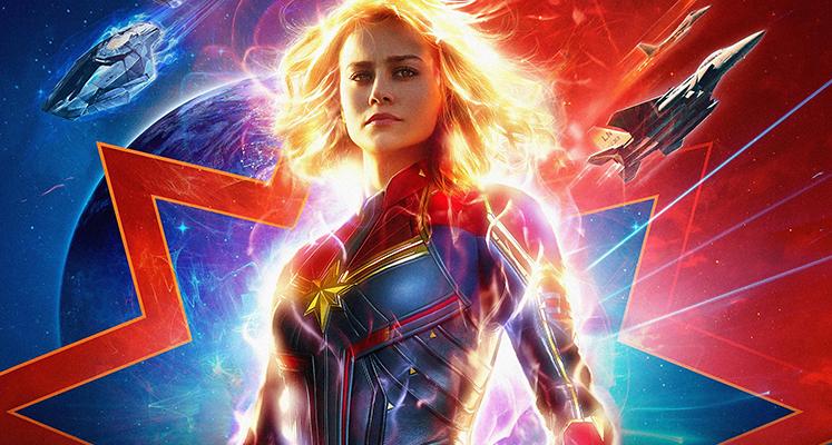 Kapitan Marvel - recenzja filmu