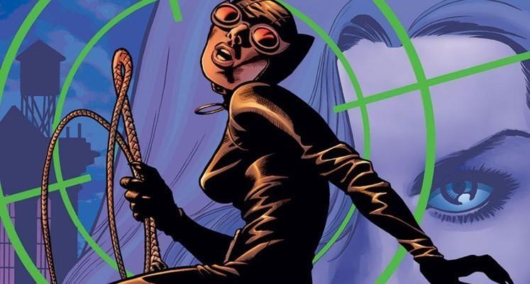 Catwoman: Nie ma lekko - recenzja komiksu