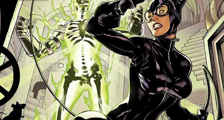 Catwoman tom 3: Pod presją - recenzja komiksu