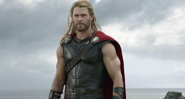 Chris Hemsworth komentuje swoją kolejną przemianę do roli Thora