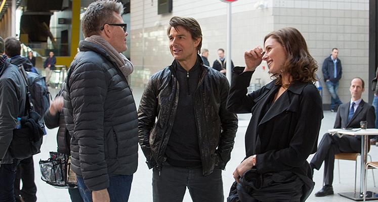 Tom Cruise w filmie z kategorią R? McQuarrie zdradza plany na brutalnego Jacka Reachera