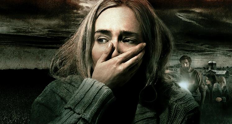 Ciche miejsce - recenzja filmu i wydania Blu-ray [opakowanie Elite]