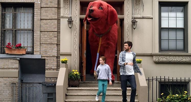 """Film """"Clifford. Wielki czerwony pies"""" z pełnym zwiastunem"""