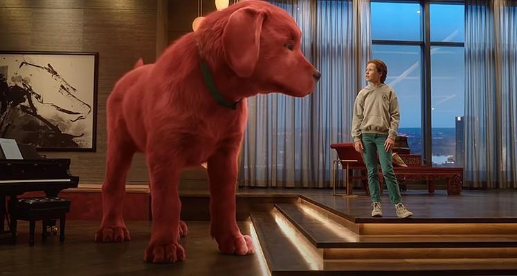 Clifford zadebiutuje w kinach i na Paramount+. Kiedy premiera w Polsce?