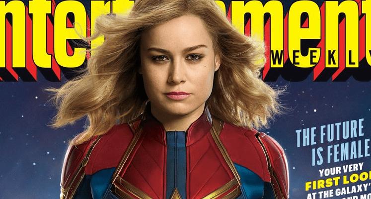 Brie Larson podpisała kontrakt na siedem filmów z udziałem Captain Marvel (aktualizacja)