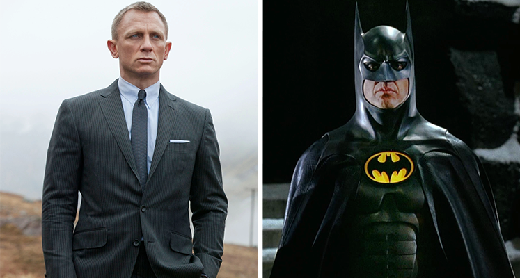 Co nowego na 4K UHD? - Batman, James Bond, Król Skorpion i inne