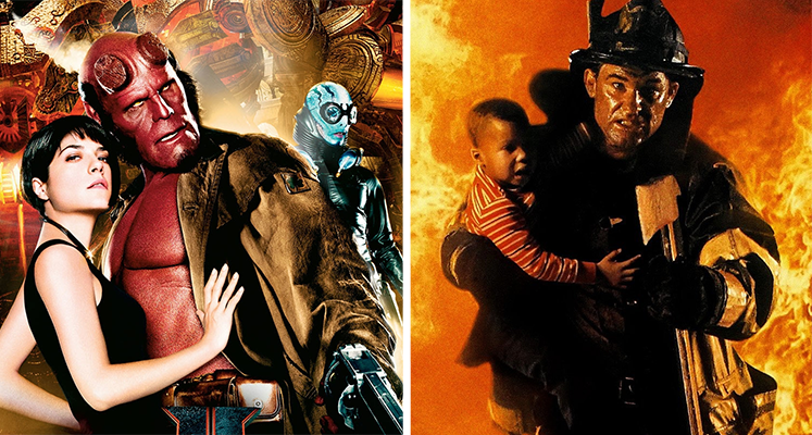 Co nowego na 4K UHD? - Godzilla w steelbooku, Hellboy 2, Pole marzeń i inne