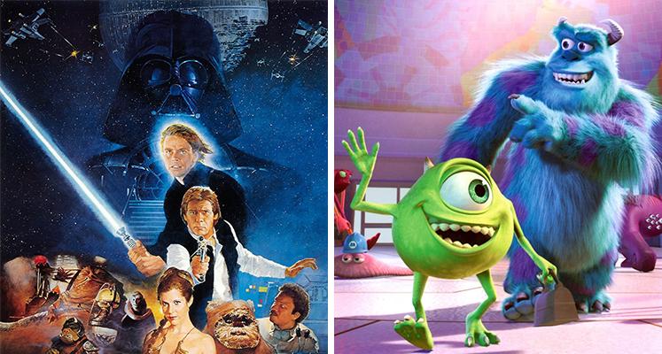 """Co nowego na 4K UHD? – """"Gwiezdne wojny"""", klasyki, nowe animacje Pixara i inne"""
