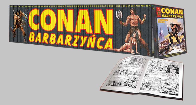 Conan - kolekcja jeszcze w grudniu w sprzedaży. Ruszyła oficjalna strona