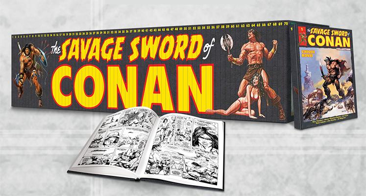 Conan - kolekcja komiksowa potwierdzona!