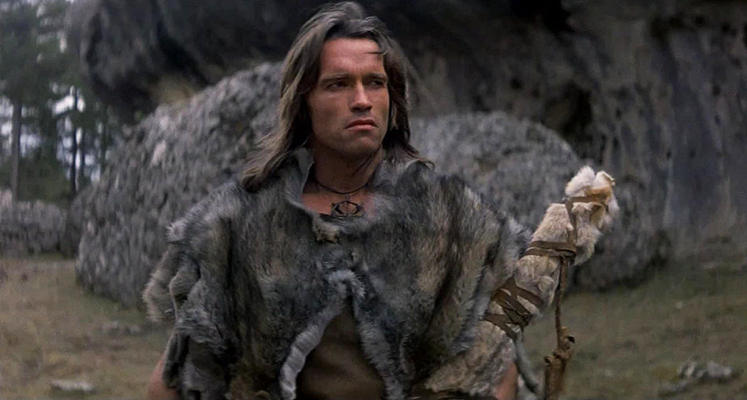 Amazon stworzy serialowego Conana - wyreżyseruje go twórca Gry o Tron