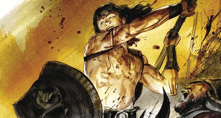 Conan tom 1: Narodziny legendy - recenzja komiksu