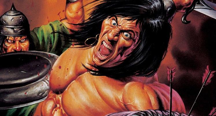 Conan Barbarzyńca tom 2: Czarny Kolos - prezentacja komiksu