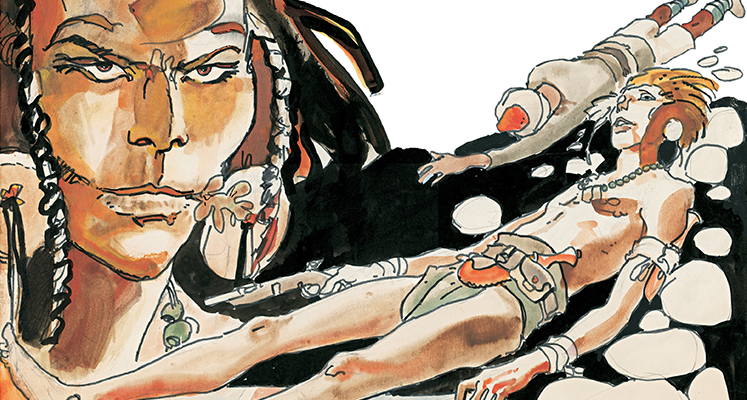 Corto Maltese tom 5: Przygody etiopskie - recenzja komiksu