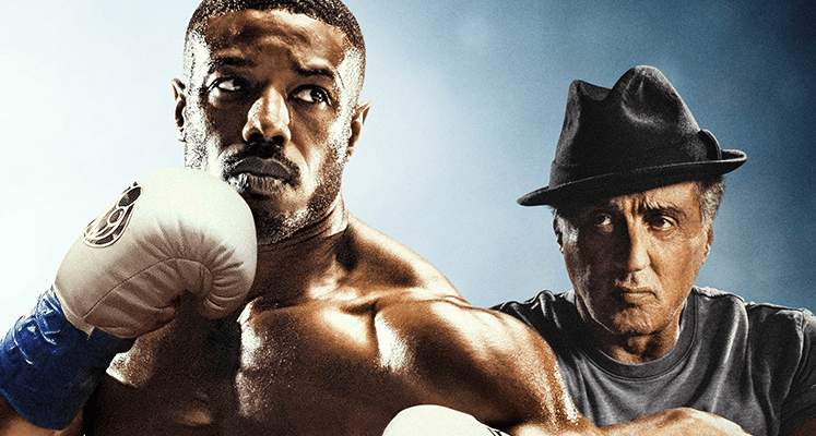 Creed 2 - Rocky vs. Ivan Drago na usuniętej scenie z filmu