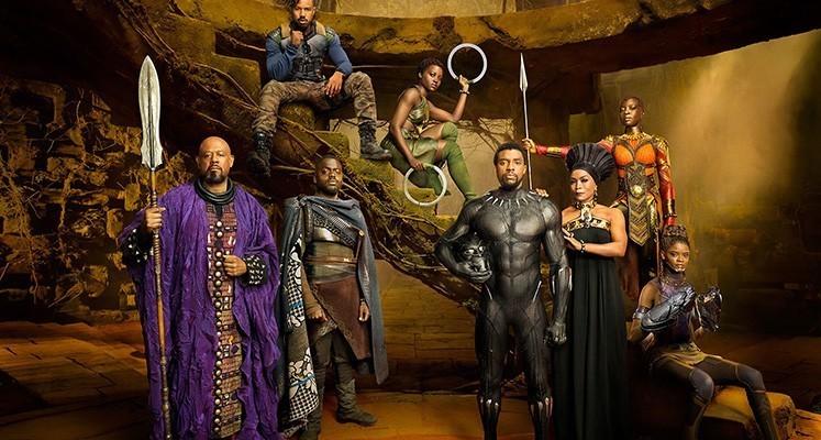 Czarna Pantera - nowy materiał przedstawiający wojowniczki Wakandy