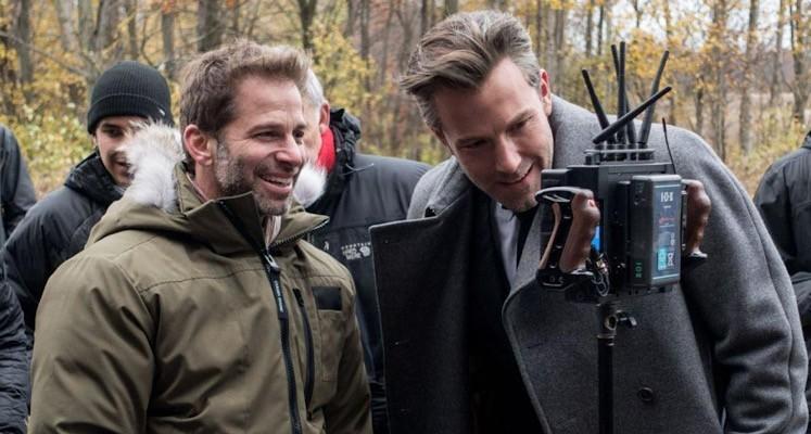 """Zack Snyder pracował nad filmem z """"Gwiezdnych wojen"""" przed przejęciem własności przez Disneya"""
