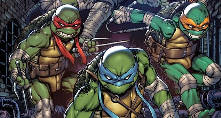 """Nowe """"Wojownicze Żółwie Ninja"""" będą animacją. Seth Rogen producentem"""