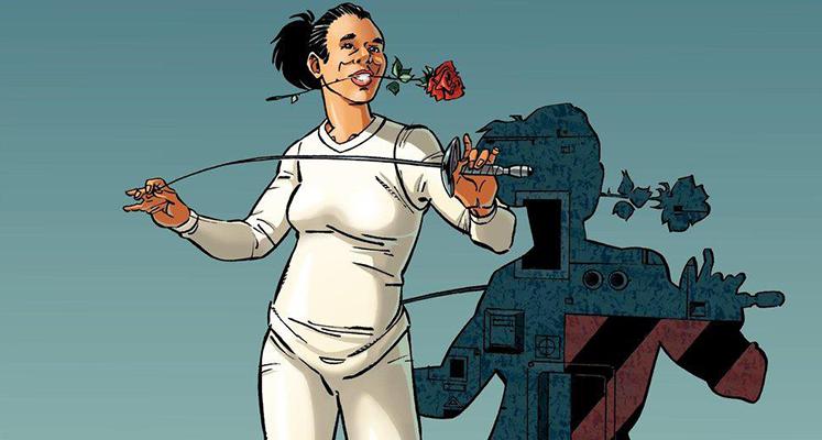 """Dallas Barr"" – recenzja komiksu"