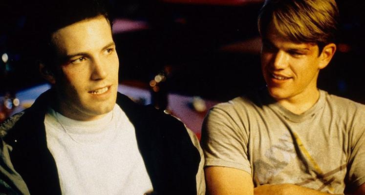"Ben Affleck, Matt Damon i Adam Driver na zdjęciach z planu ""The Last Duel"""