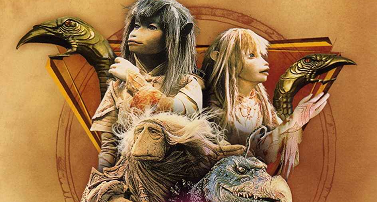 The Dark Crystal - steelbook 4K UHD z polską wersją za €11