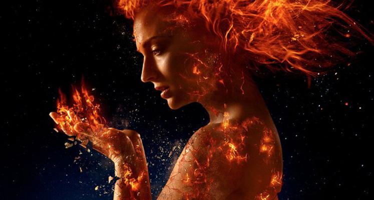 Pierwsze zdjęcia z filmu X-Men: Dark Phoenix
