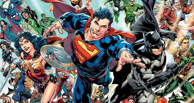 DC przekazuje 250 tys. dolarów i 60 oryginalnych plansz na walkę z kryzysem