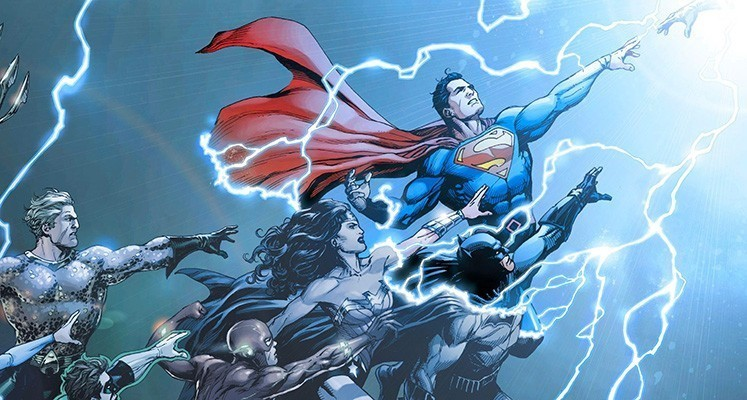 Uniwersum DC Odrodzenie - recenzja komiksu