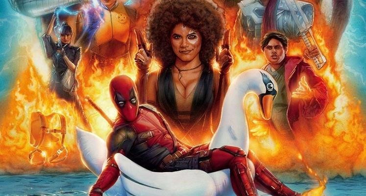 Deadpool 2 już zarabia i bije pierwsze rekordy