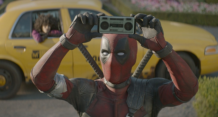Soundtrack do filmu Deadpool 2 za 14 zł