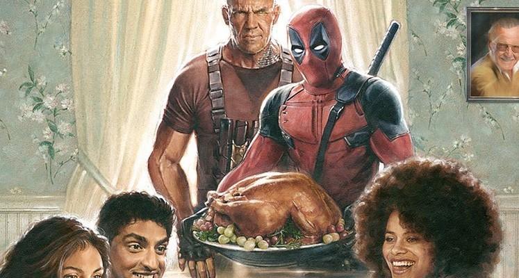Gotuj z Deadpoolem - nowe zdjęcia promujące film Deadpool 2