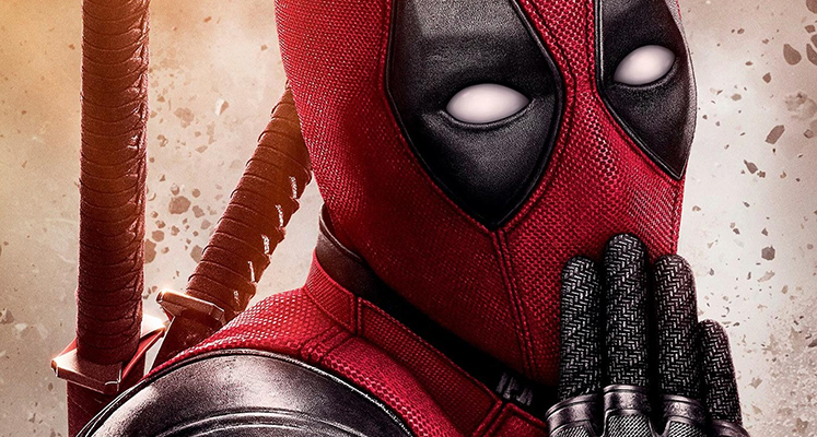 Deadpool na okładkach Marsjanina, Obcego i innych wydań Blu-ray
