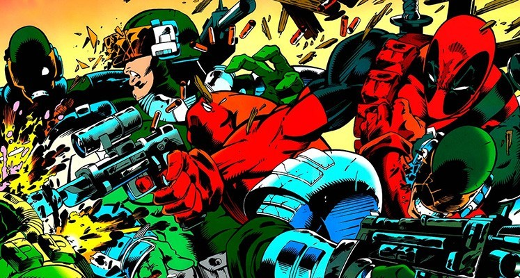 Deadpool Classic tom 1 - prezentacja komiksu