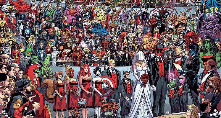 Deadpool tom 6: Deadpool się żeni - prezentacja komiksu