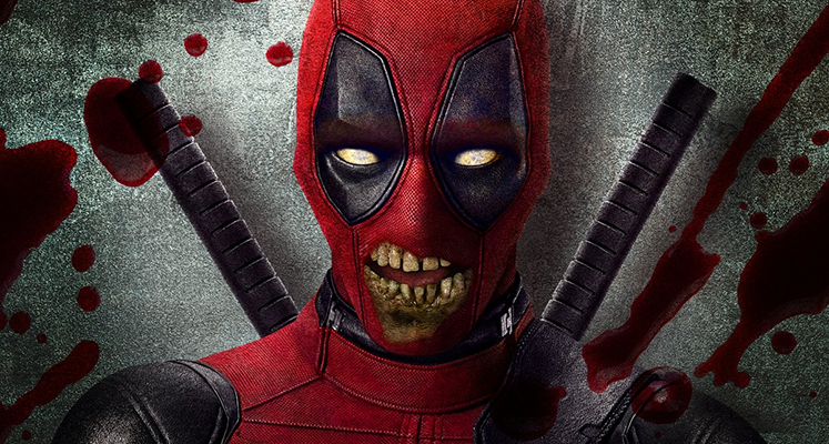 Deadpool i The Walking Dead razem? Zobacz #Walkingdeadpool